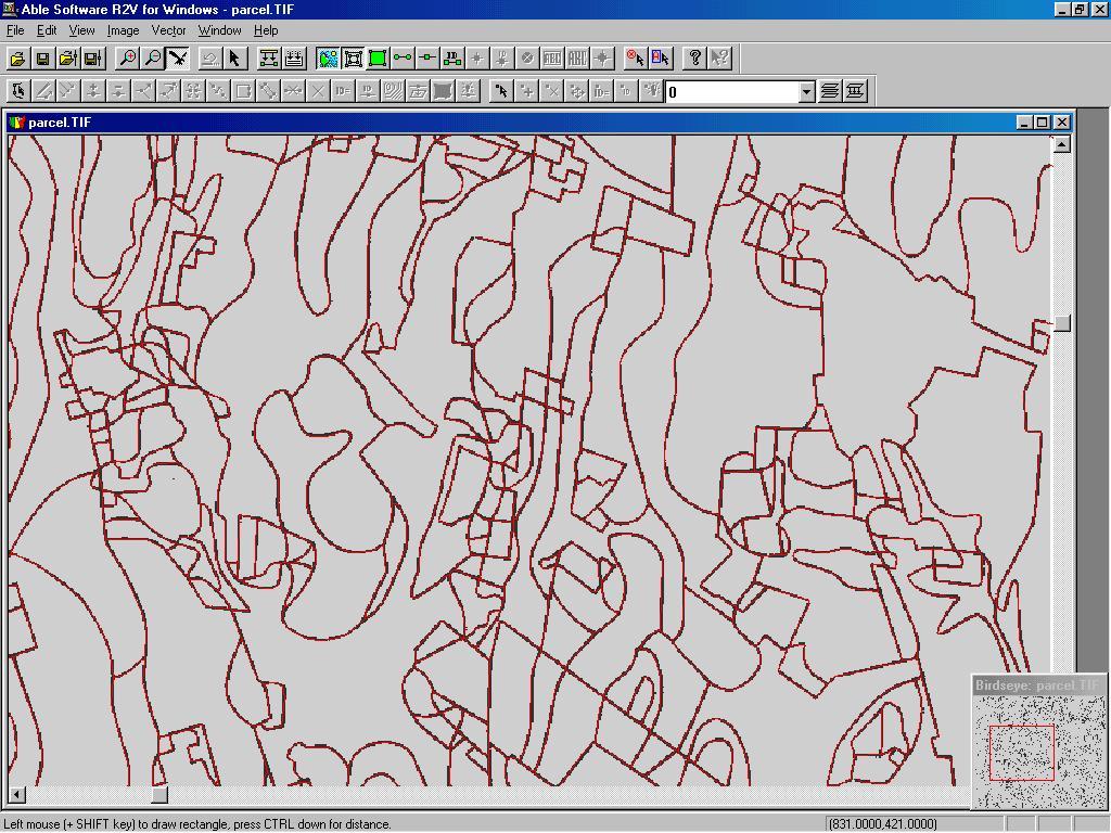 Drawing a Fantasy Map part 1